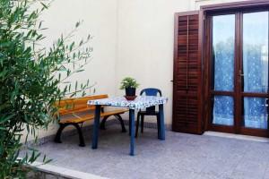 Ingresso appartamenti Villetta-Elianna